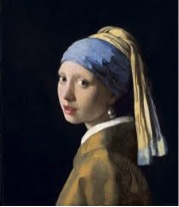 Girl with the Pearl Earing